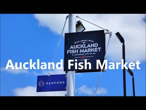 Auckland Fish Market, Auckland CBD