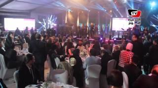 تعليق عايدة رياض علي تكريمها في مهرجان النيل دراما