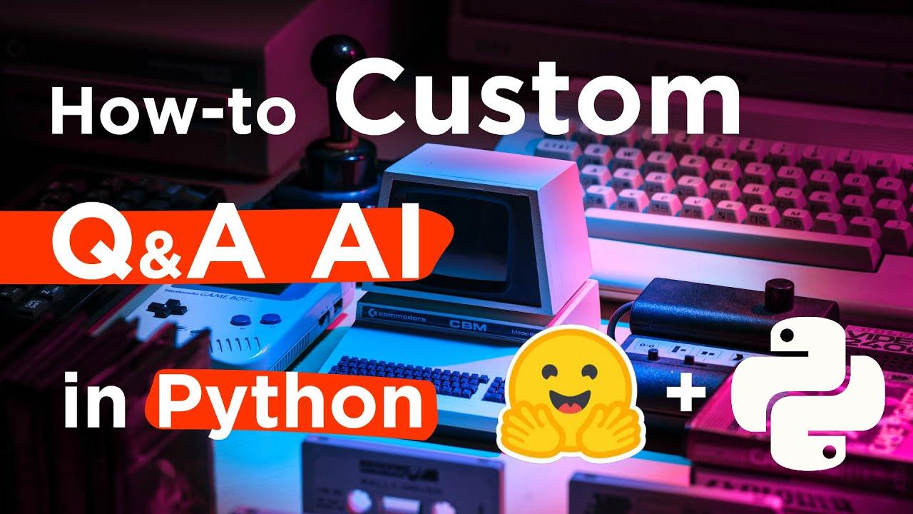 Fine-tune Q&A Transformer Models in Python