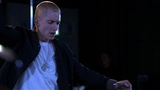 Eminem - Survival in session for Radio 1