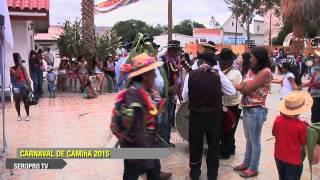Carnaval Camiña 2015