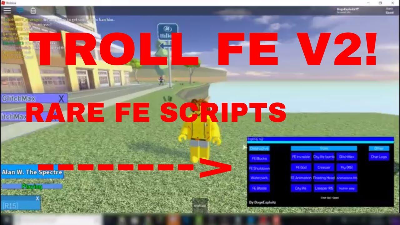 Roblox Developer Console Scripts Pastebin