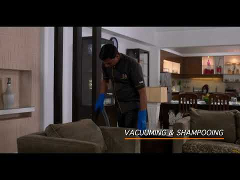Cleaning Services Promo Video References