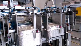 Aluminum Foil Container Cavities Moulds for Italy Press from Silver Engineer Team