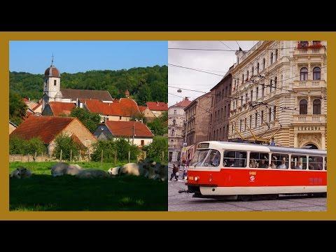 Brno je jen velká vesnice. Jaké výhody má život v OPRAVDOVÉM městě?