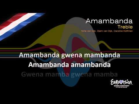 "Treble - ""Amambanda"" (The Netherlands) - [Instrumental version]"
