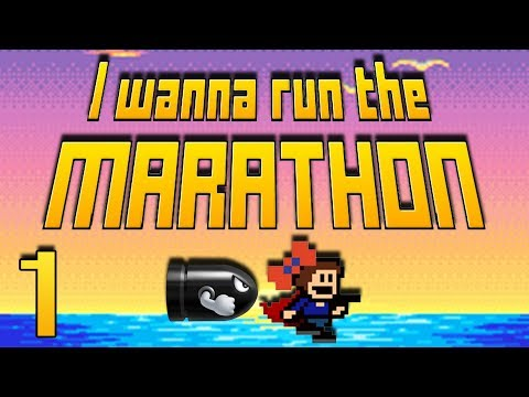 THE START OF SOMETHING TERRIBLE | I Wanna Run The Marathon - Part 1