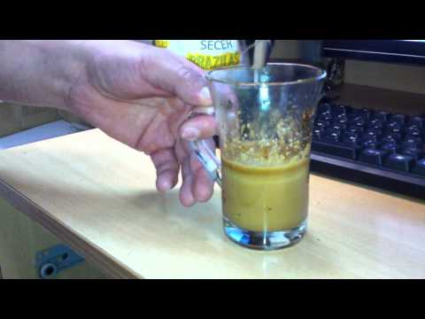 Kako Napraviti Instant Kafu, How To Make Instant Coffe