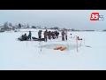 В Вологодской области началась операция по спасению рыбы от замора