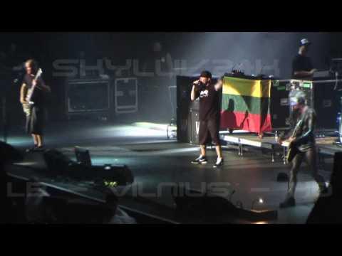 Limp Bizkit  - Rollin' [2009-05-21in Vilnius]