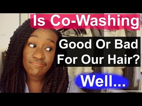 NO POO Method Mistakes: No More Cowashing 4C NATURAL HAIR For Me