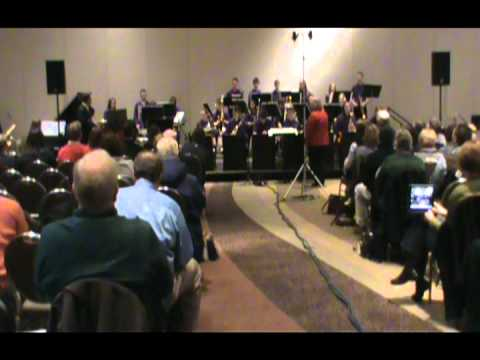 Blue Bossa - Monticello Middle School Jazz Band 1, 1/27/12