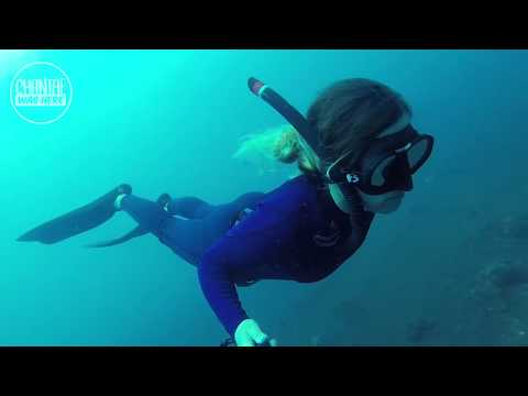 Freediving in Bali, East Timor, and Hawaii Compilation