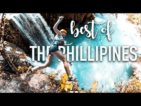 A True Filipino Adventure! Scary Canyoneering - Kawasan Falls