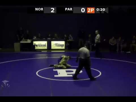 Parkland vs  Northwood Middle School Wrestling