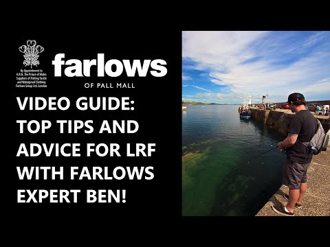A Guide to Light Rock Fishing (LRF) with Ben Tregoning