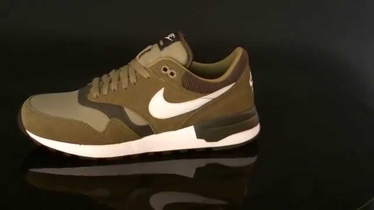d9e2e2d87abf Nike Air Odyssey Sneaker Militia Green Sail 652989 302 - YouTube