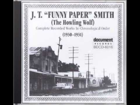 J T Smith - Hungry Wolf
