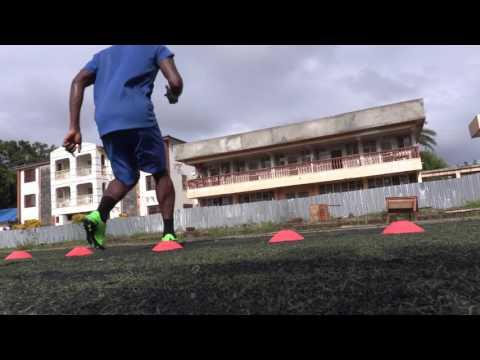 Yeami Dunia - Sierra Leonean footballer