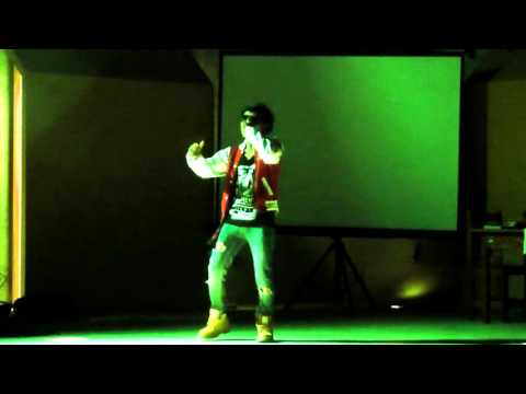 N.P.B -  Intro, Ringa Linga, Fantastic Baby   Cover Interpretación