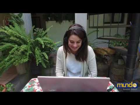 WEP : apprenez l'espagnol à Antigua (Guatemala) / Mundo Spanish School