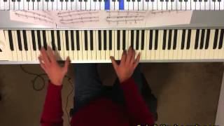 O Holy Night - Adolphe Adam Piano Lesson - Preview