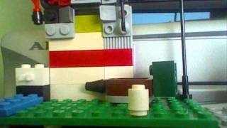 Lego How To Build A Pirate Ship