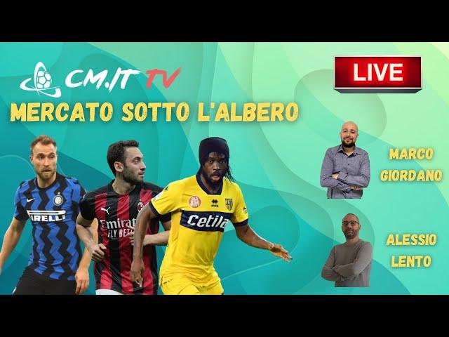 🔴 CMIT TV - Il futuro di Eriksen e i colpi della Juventus: TUTTE le ultime di Calciomercato!