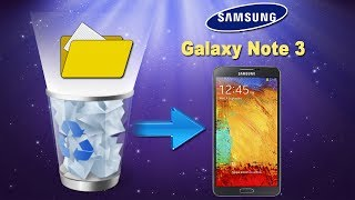 [Samsung Galaxy Note 3]: How to Recover Deleted Files/Data from Galaxy Note 3 Directly?