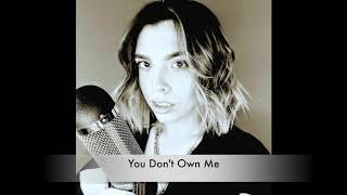 Dove You Don't Own Me - Daniell...