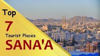 """SANA'A"" Top 7 Tourist Places | Sana'a Tourism | YEMEN"