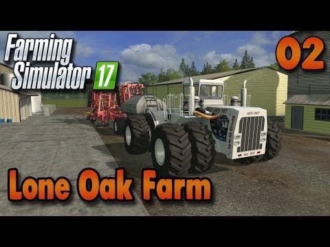 FS17 Timelapse - Lone Oak Farm With Seasons #2 | BIG BUD TIME!