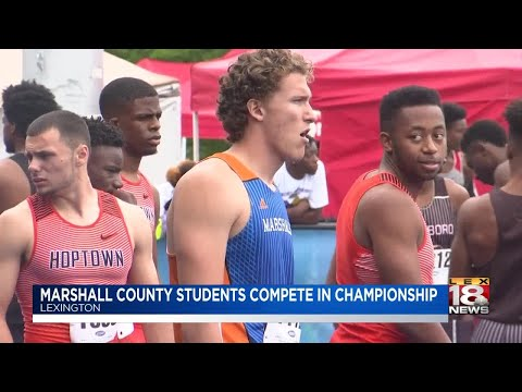 Twins Injured In Marshall County High School Shooting Compete In State Track Meet