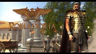 Romadoria - браузерная стратегия в эпоху Древнего Рима