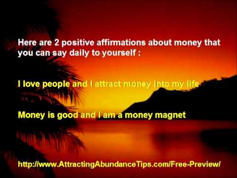 Using The Secret Law Of Attraction To Attract More Money?
