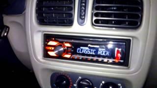 Rádio Pioneer + Interface Original Renault
