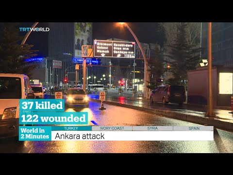 TRT World - World in Two Minutes, 2016, March 14, 07:00 GMT