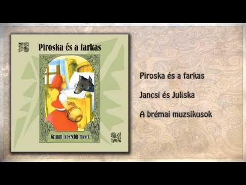 Grimm legszebb meséi 5. hangoskönyv (teljes album)