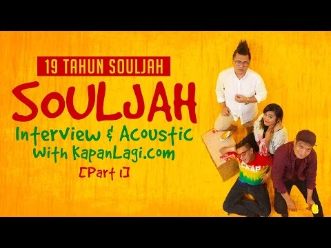 Acoustic Interview Souljah - 19 Tahun Berkarya (Part. 1)