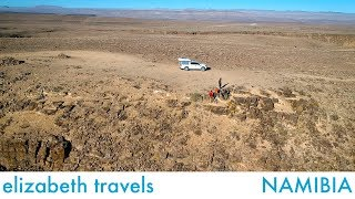 First time in Southern Africa, Fish river canyon | Namibia Roadtrip