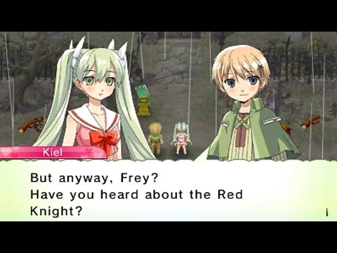 Rune Factory 4 Kiel Proposal Event & Wedding