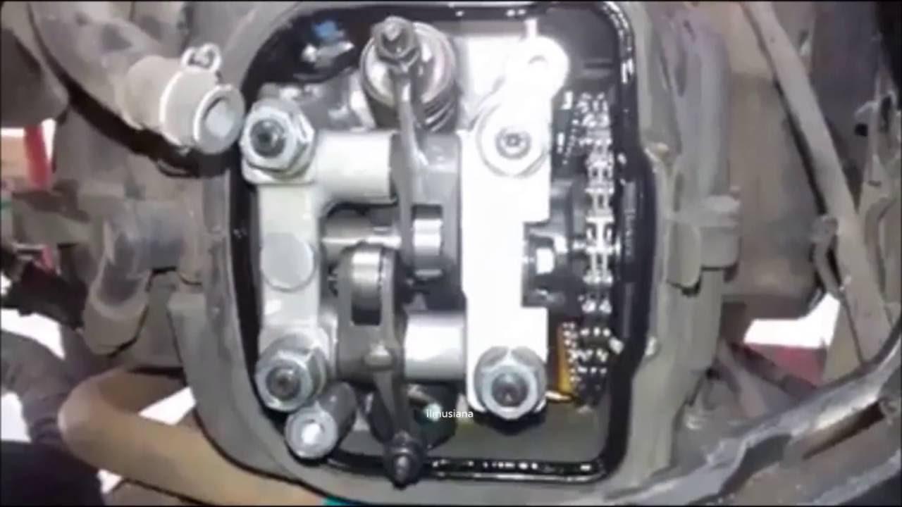 Cara Setting Klep Motor Matic Beat F1 Hd Youtube Per Moto 1 For Mio Dan