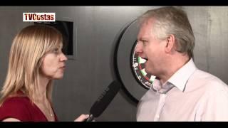 TVCostas - PDC Darts Interview - Rod Harrington