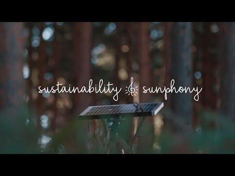 Sustainability & Sunphony | ACCIONA