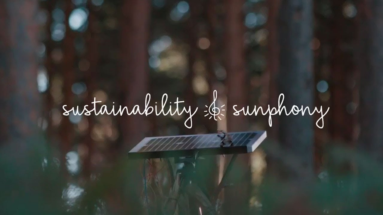 Sustainability & Sunphony | ACCIONA