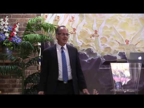 """Houston Zion SDA-Pastor Hal Mayer-""""Donald Trump's Dangerous Advisers"""""""