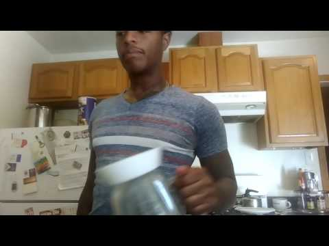 Ep. #10 Living in L.A. with Alexis. Cooking breakfast