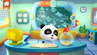 Babybus Polisi Bayi Panda Bahasa Indonesia #GameAnak screenshot 1