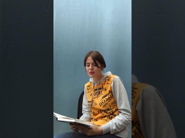 Изображение предпросмотра прочтения – НатальяПриходько читает произведение «Крохотки:На родине Есенина» А.И.Солженицына