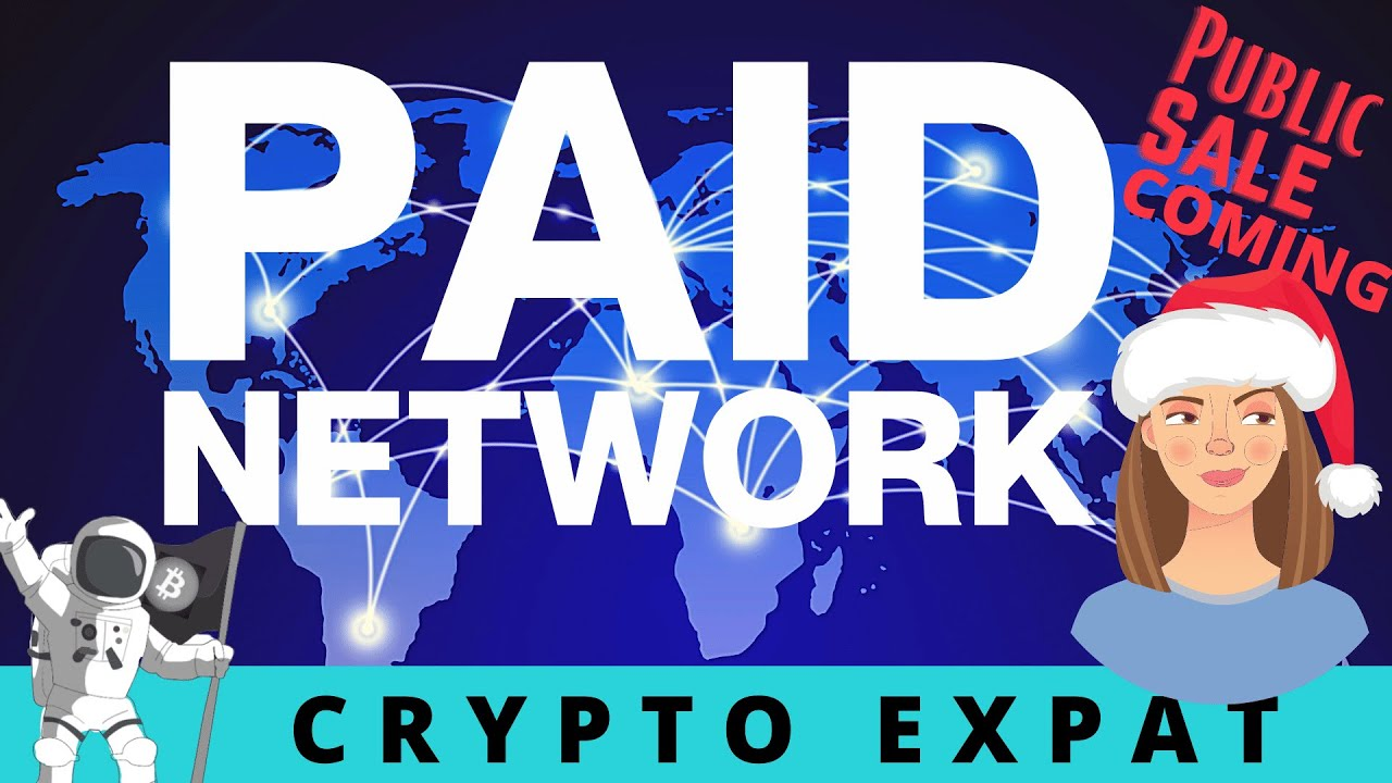 PAID NETWORK Review, Is it worth Investing in? Token Sale Coming Soon !!